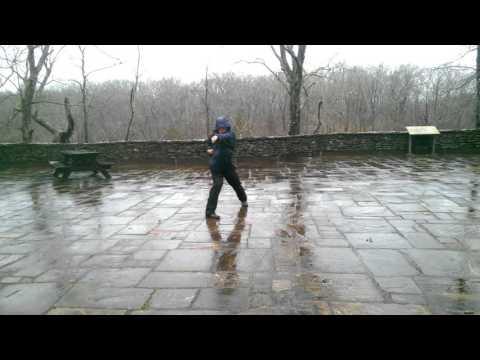 Hmong Martial Art Kung Fu Lerxeng (The Inner Feeling) Of The Way