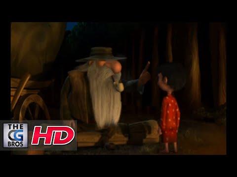 """CGI 3D Animated Short HD: """"Baro and Tagar""""  by - Simpals"""