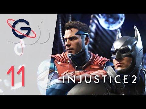 INJUSTICE 2 FR #11 : Les Meilleurs des Meilleurs - BATMAN ET SUPERMAN