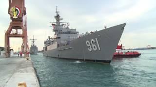 """""""الدفاع"""" تنشر فيديو عن """"أسود البحر"""" بمناسبة عيد القوات البحرية"""