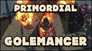 Path Exile Primordial Golemancer Build