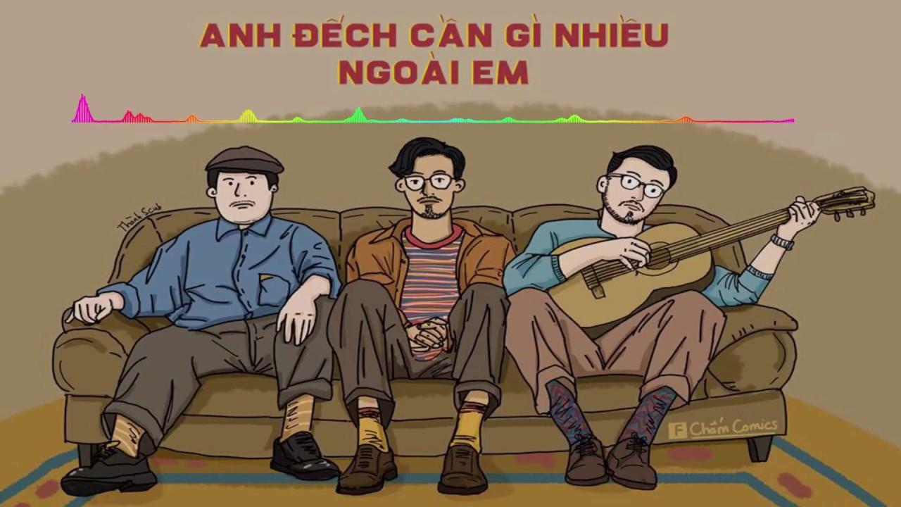 ANH ĐẾCH CẦN GÌ NHIỀU NGOÀI EM  - Đen Vâu ft Vũ | FAN MADE 30 PHÚT