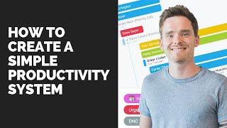 خلق وسيلة سهلة لإدارة نظام الإنتاجية و لا تداخل التطبيقات الخاصة بك