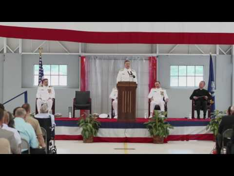 Commander, Fleet Readiness Centers Change of Command Ceremon