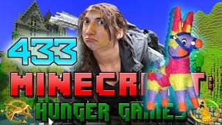 Minecraft: Hunger Games w/Mitch! Game 433 - Vikkstar123 Pinata!