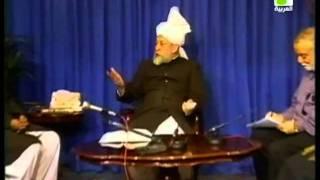 Liqa Ma'al Arab 17 September 1994 Question/Answer English/Arabic Islam Ahmadiyya