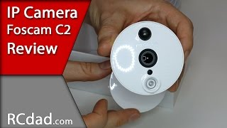 Home Security IP Camera | Review of the Foscam C2