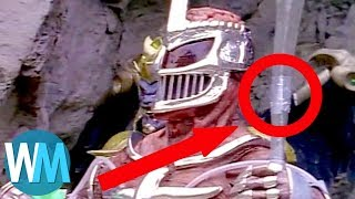Top 10 Power Rangers Fails