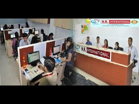 H.R. International Head Office New Delhi India | Overseas Manpower Agency