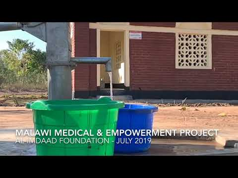 Malawi Empowerment & Medical Projects - July 2019