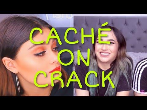 CACHÉ ON CRACK!!/CALLE Y POCHÉ