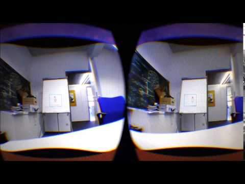 ISMAR 2015 - ModulAR: The Augmented Reality Vision Augmentation Display