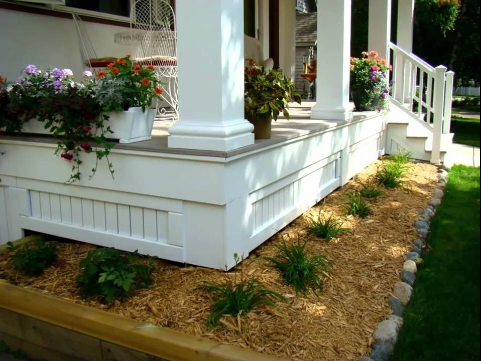A New Front Porch Youtube