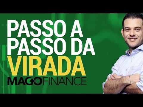 🔴 PASSO A PASSO DA VIRADA NO TRADE