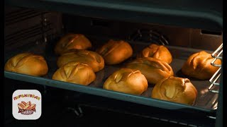 Пирожки с яблоками и медом в духовке | Рецепт  蘋果派