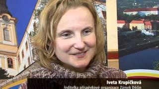 ROP Severozápad - Rekonstrukce děčínského zámku a děčínské obchodní akademie