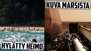 Mies yritti mennä eristetyn heimon saarelle? NASA:n luotain laskeutui Marsiin!