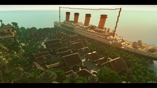 Minecraft Titanic : Episode 5