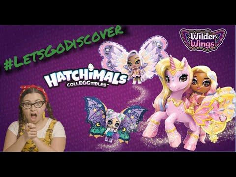 DOWNLOAD: NEW HATCHIMALS WILDER WINGS BLIND BAGS Mp4 song