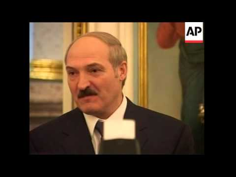 Reaction to blocking of Russian oil pipeline to the EU, Lukashenko sot