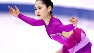 フィギュアスケートの宮原知子さんの画像です。