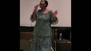 "Kecia Lewis-Evans Singing ""Mama Will Provide"""