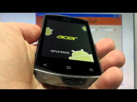 Unlock ACER Liquid Express E320 with Sigma