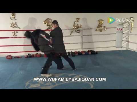 Baji Quan fight Application : BaWang ZheJiang