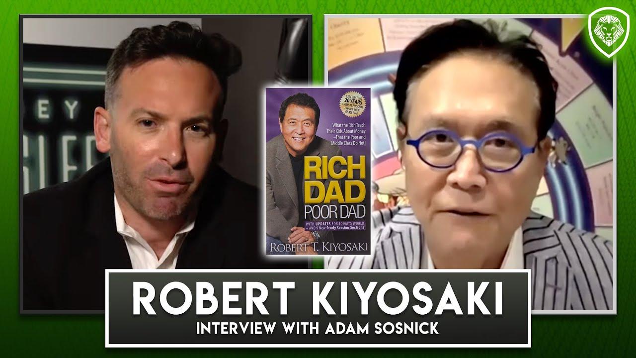 Robert Kiyosaki on Capitalism Crypto Currency Silver YouTube
