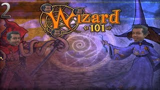 Wizard101 | New Players Guide Episode 2 | Wizard City | Unicorn Way 1