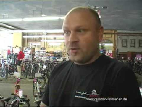 Die Abwrackprämie fürs Fahrrad und fürs Handy in Dresden