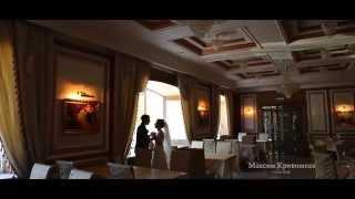 Трогательный свадебный клип Николая и Татьяны. Свадьба. Полтава