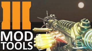 BO3 ZOMBIES GUN GAME & CHAOS MODE! Black Ops 3 Mod Tools Alpha Gameplay Showcase