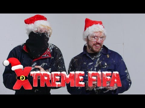 Assaulted by Xmas | Nepenthez v Fifa Playa Xtreme Fifa