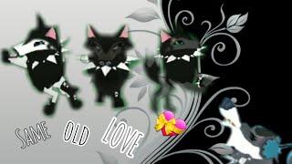 Same Old Love By Selena Gomes || КЛИП в Animal Jam || Music video