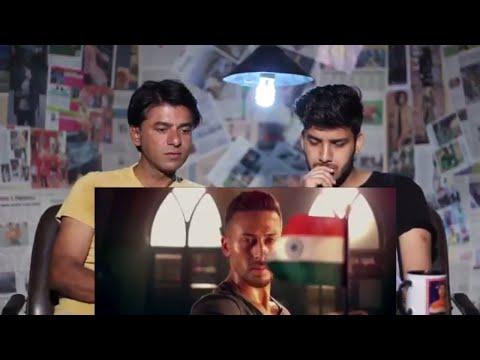 Pakistanis React To   Baaghi 2 Official Trailer   Tiger Shroff   Disha Patani   Sajid Nadiadwala  