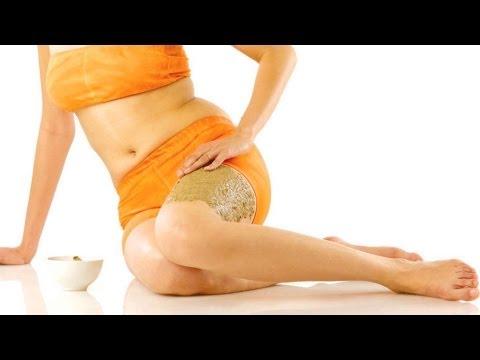 Herbal beauty care for leg