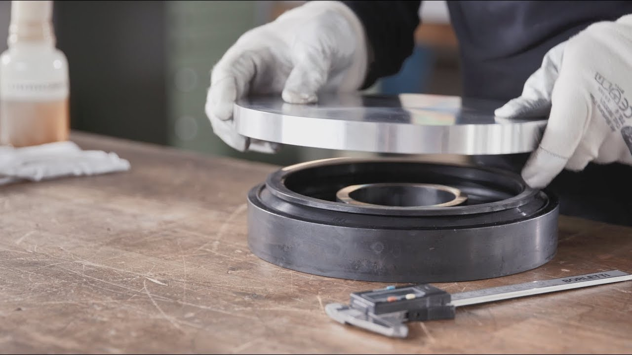 Mechanical Face Seals   Heavy Duty Seals   Trelleborg