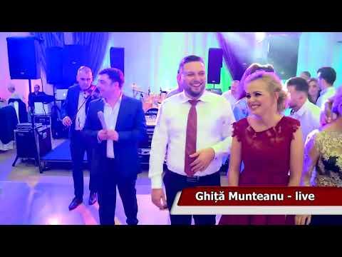 Ghita Munteanu Live la nunta