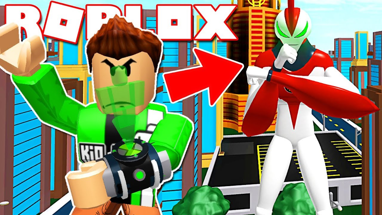 ben 10 games on roblox