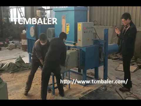 Low Price Wood shavings press Machines