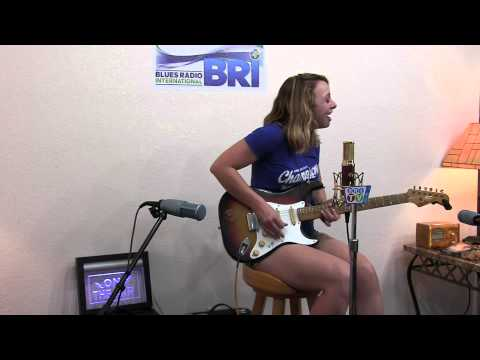 """Say It Again (BRI)"" Samantha Fish Live in BRI Studio B April 16, 2015"