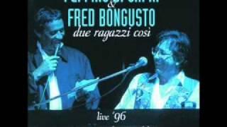 Fred Bongusto - Medley brasiliano...A felicidade, La ragazza di Ipanema, Rosa (LIVE)