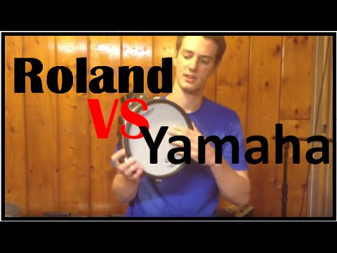 Roland Vs Yamaha: (2014) Which Drumset Should I Buy?