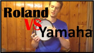 Roland vs Yamaha: which drumset should I buy?