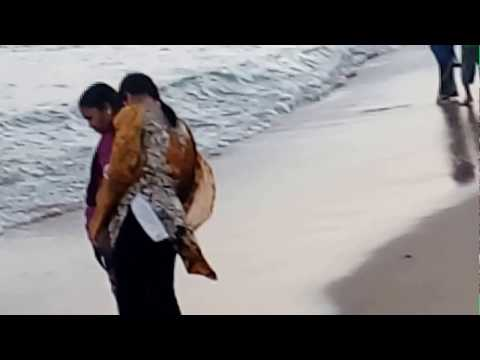 Vishakhapatnam R K Beach on 07.12.2016-AP-India