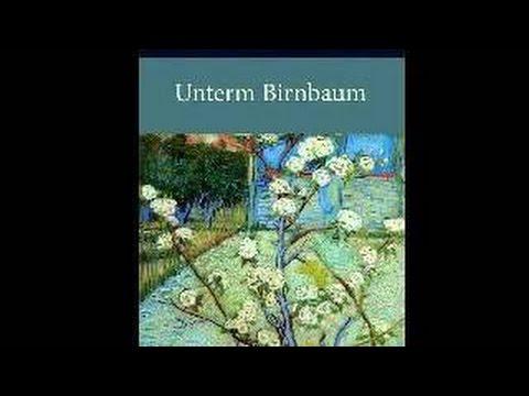 Unterm Birnbaum Theodor Fontane 1819 1898 Deutsch hörbuch