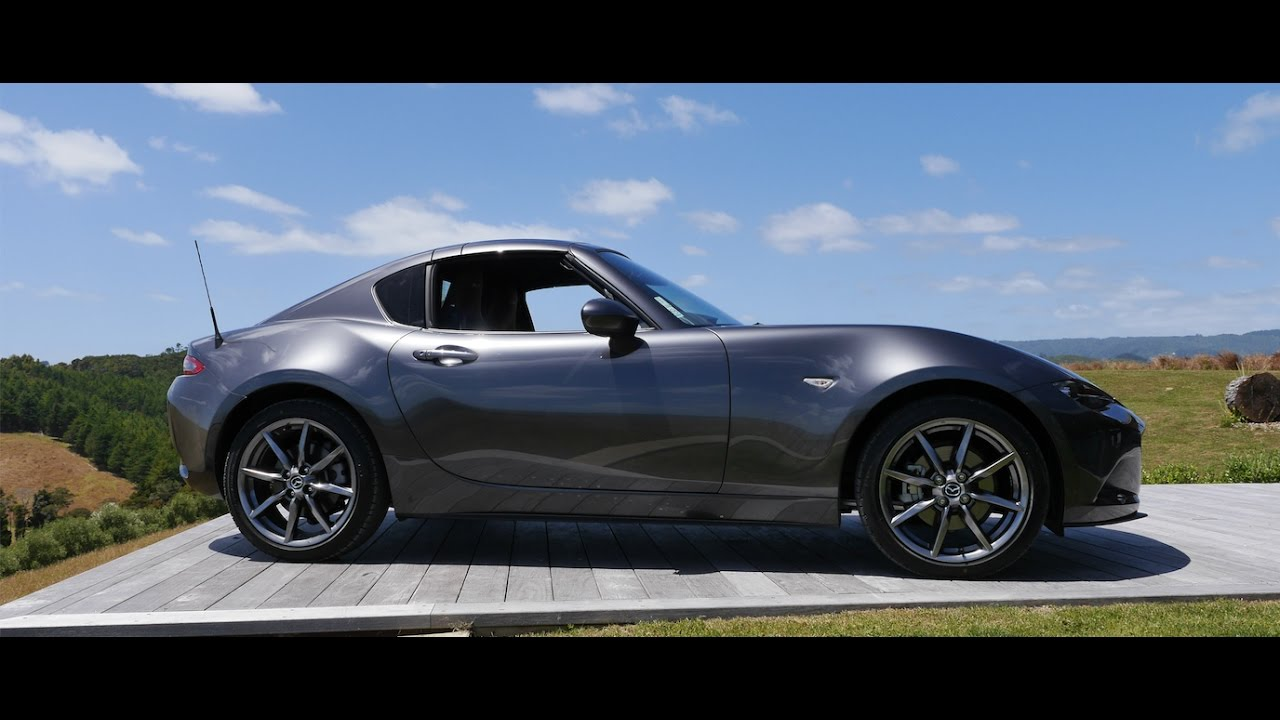 Mazda MX 5 RF   REVIEW   Hard Top Or Soft? Which Is You?