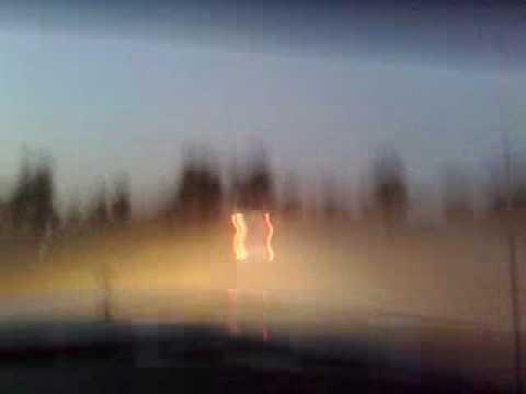 Late Night Desert Drive