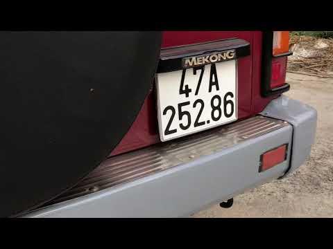 ( Đã bán )Xe 7 chỗ máy dầu tiết kiện bán rẻ 65tr chính chủ, 0967765255 Quang
